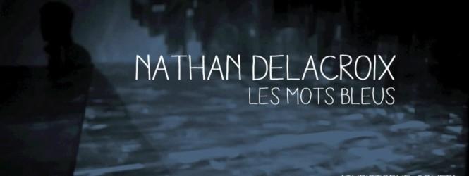 LES MOTS BLEUS [Christophe Cover]
