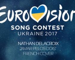 Amar Pelos Dois [Eurovision 2017 French Cover]